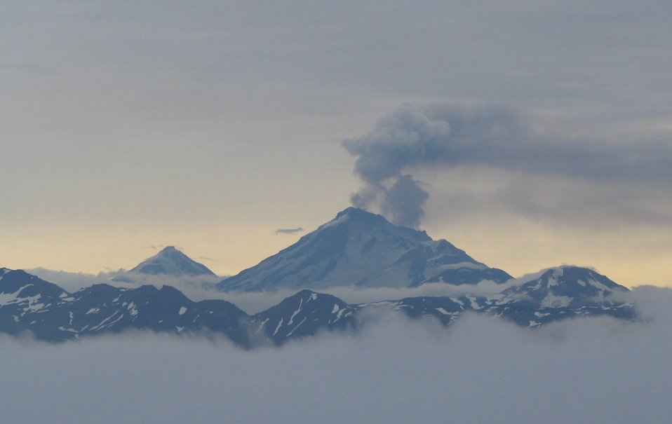2007 eruption of Pavlof Volcano