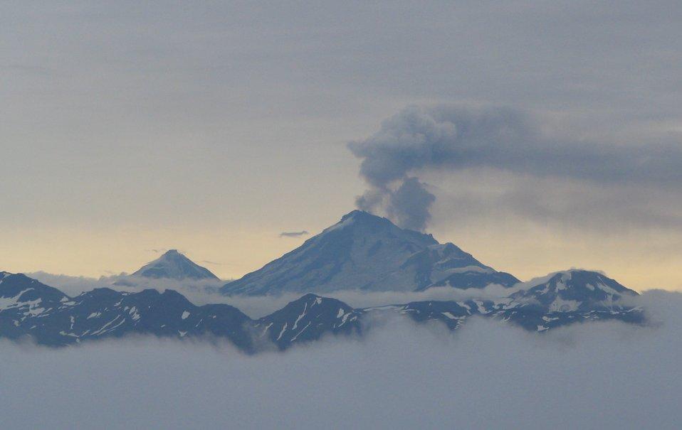 2007 eruption of Pavlof Volcano