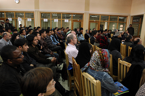 QandA with Students at the American University of Afghanistan