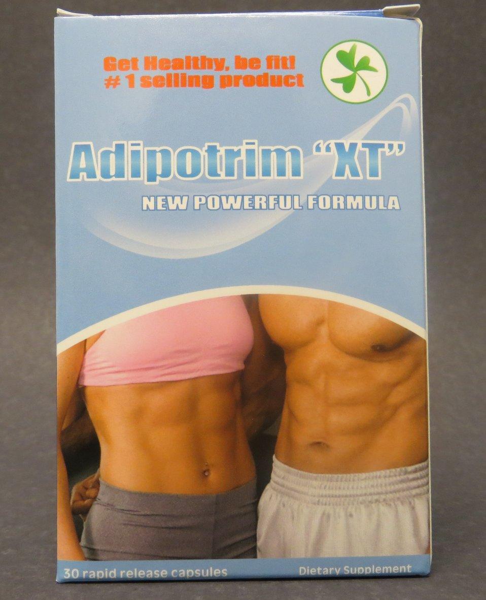 Adipotrim XT 11-21-2013 fluoxetine