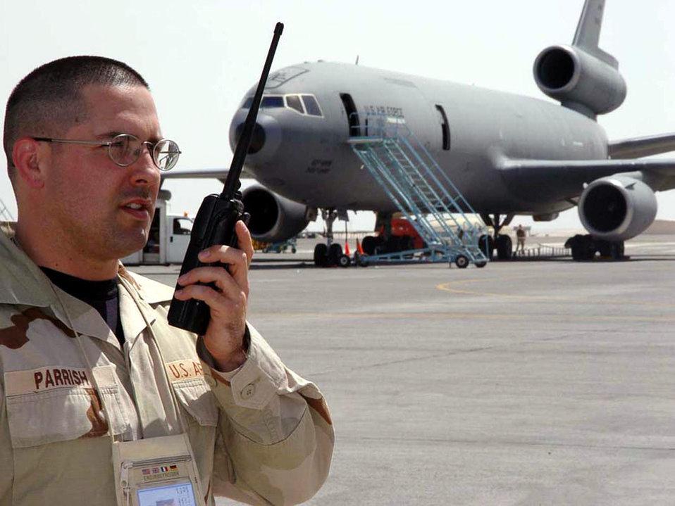 Airfield management