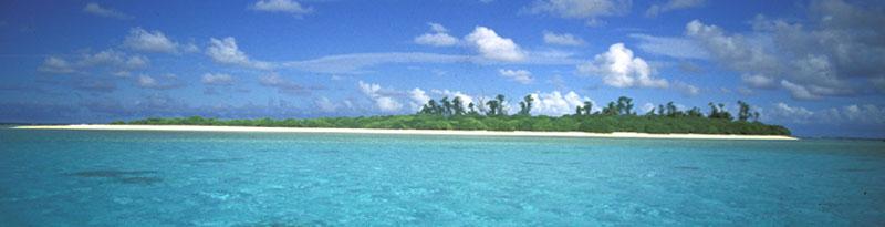 Rose Islet - Rose Atoll NWR