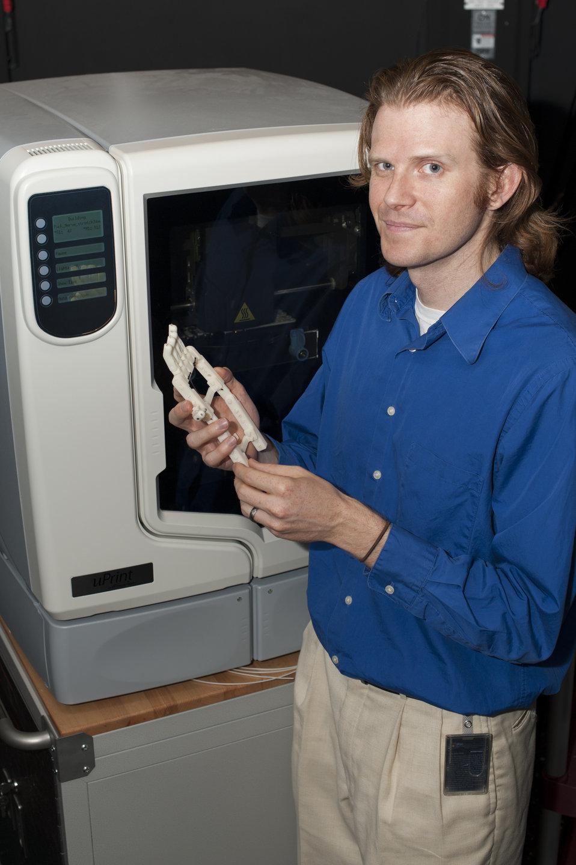 3-D Printing at FDA (8205)