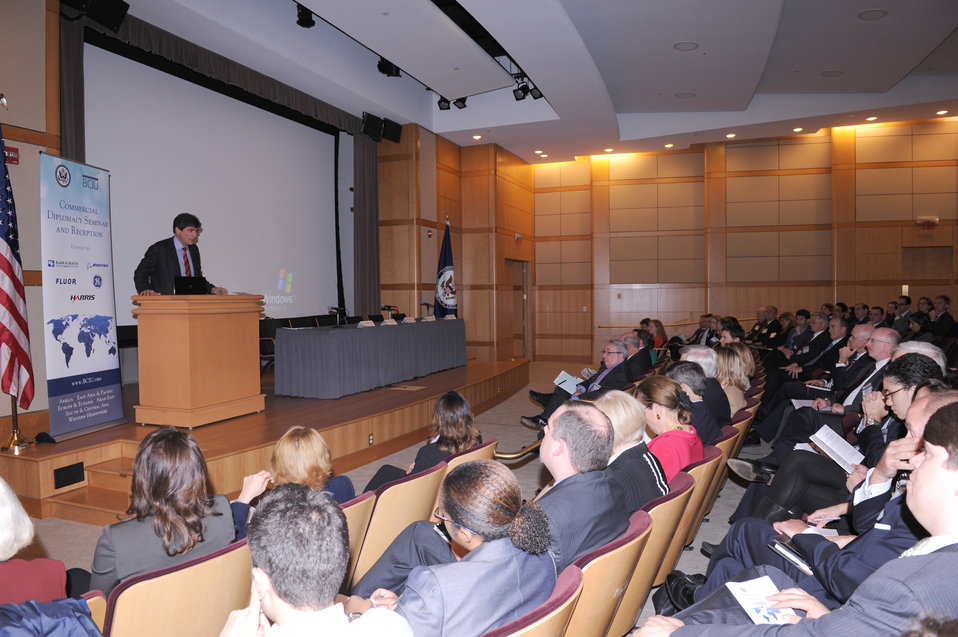 Assistant Secretary Fernandez Delivers Remarks at a Commercial Diplomacy Seminar