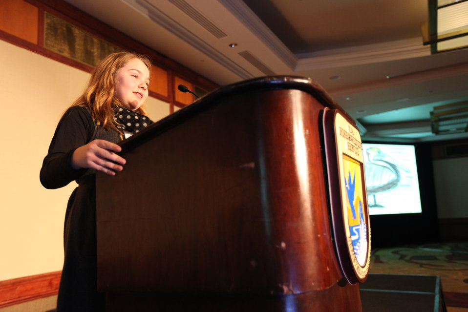 Olivia Bouler, Save the Gulf: Olivia's Birds