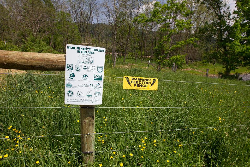 Celebrating 1 Million Feet of Conservation Fence in WV