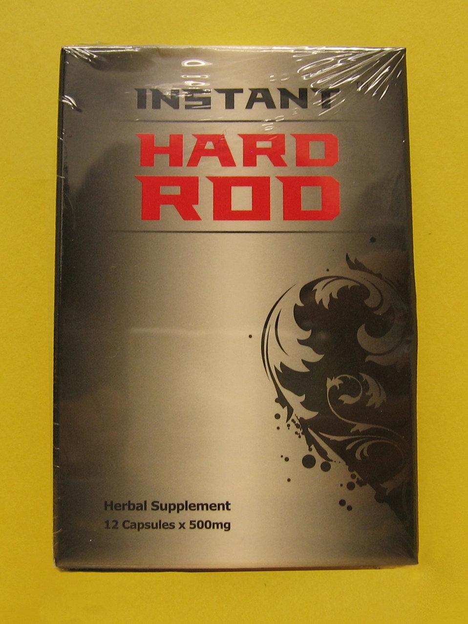 Instant Hard Rod