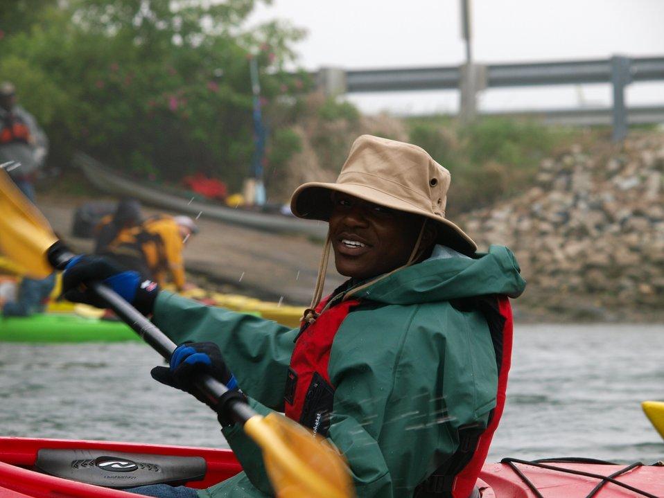 Chris Dupree- 2010 Annual CIP Kayaking trip