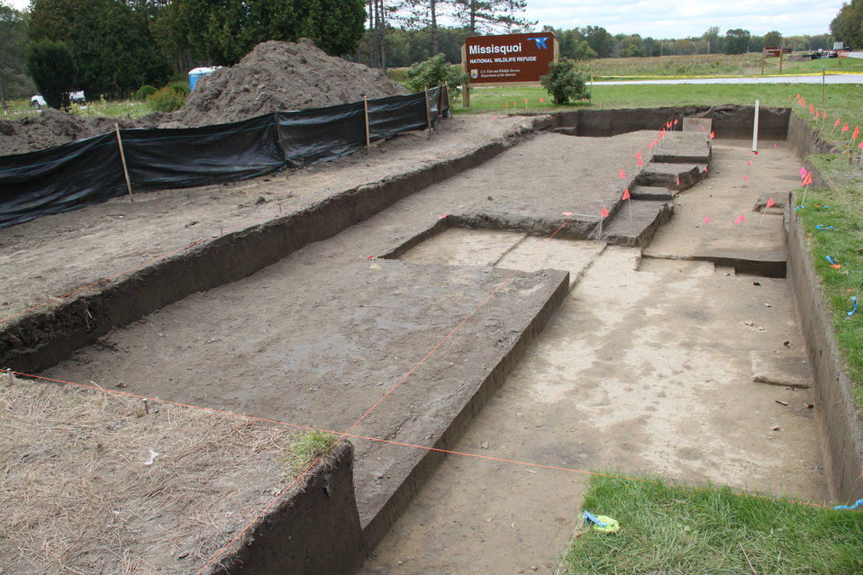 Archaeology on Missisquoi National Wildlife Refuge