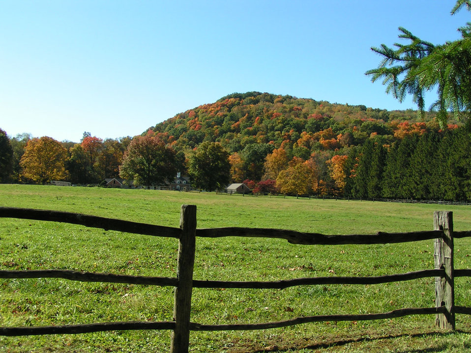 Fall in laurel highlands