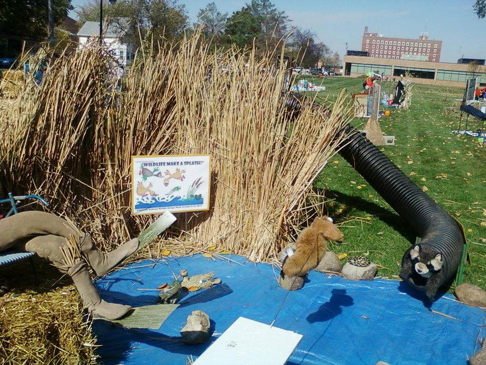 2011 Scarecrow Contest Huron,SD