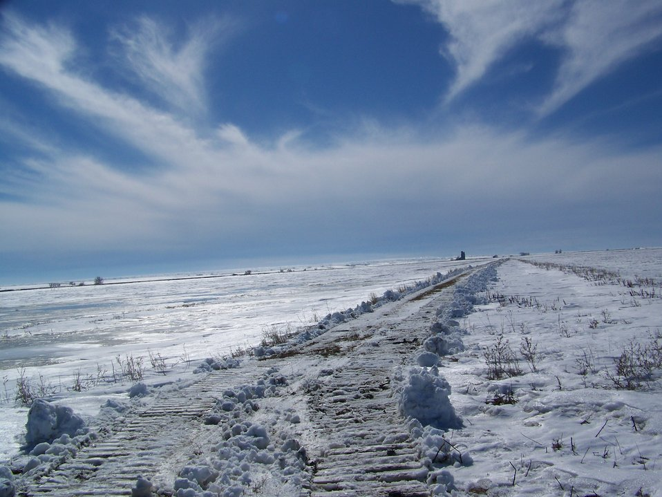 Bowdoin NWR Winter