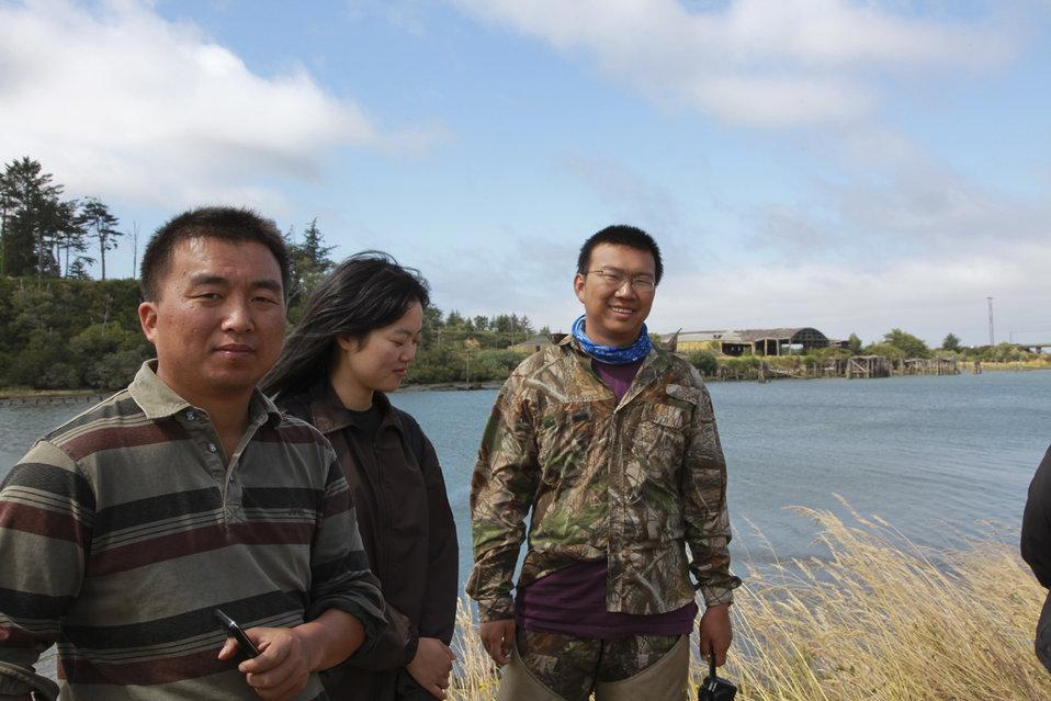 Xu Yingshou, Miao Yu, Jia Yifei