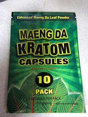 RECALLED – Maeng Da Kratom, Max Kratom, and Bali Kratom