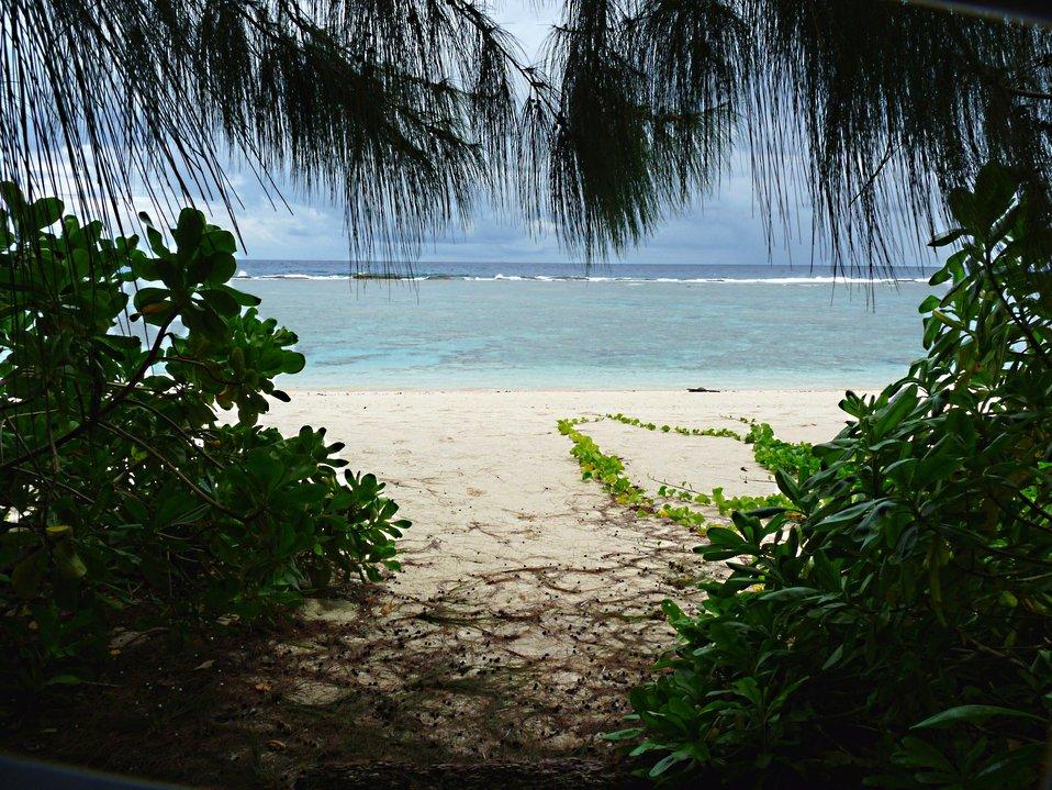 Ritidian Beach - Guam NWR
