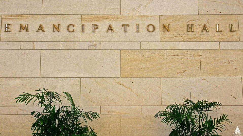 Emancipation Hall