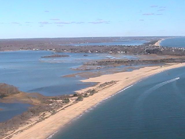 Barrier beach Overwash (RI)