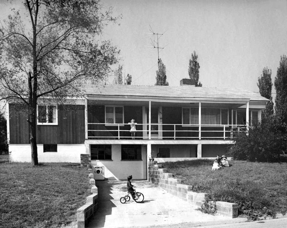 Type B  Remodeled Euclid Dr. 1957 Oak Ridge