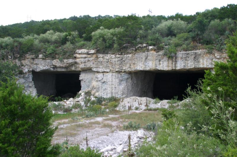 Huber Mine 2004