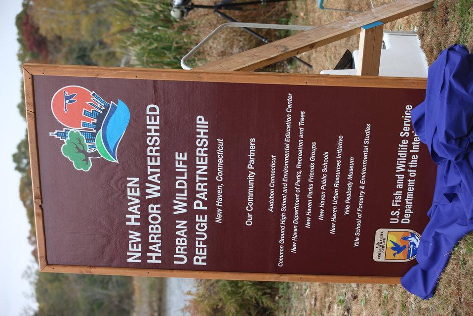 New Haven Harbor Watershed Urban Wildlife Refuge Partnership