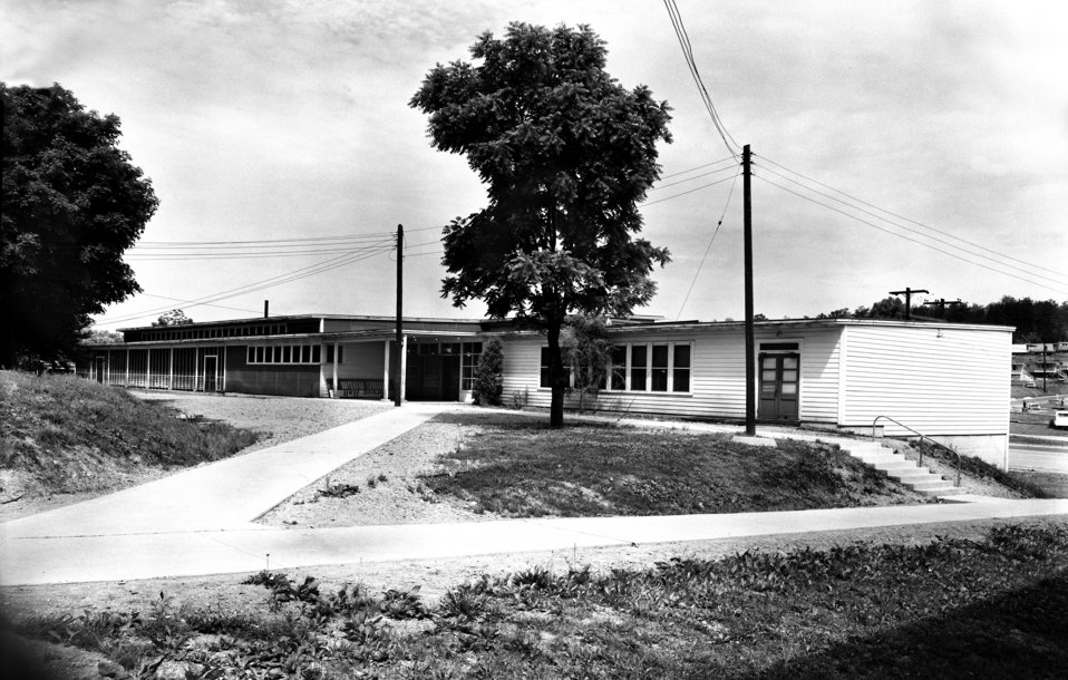 Grove Hall Oak Ridge 1948