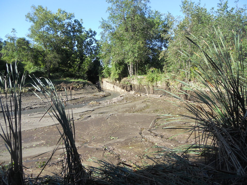 Hurricane Damage at Wallkill River National Wildlife Refuge August 30, 2011