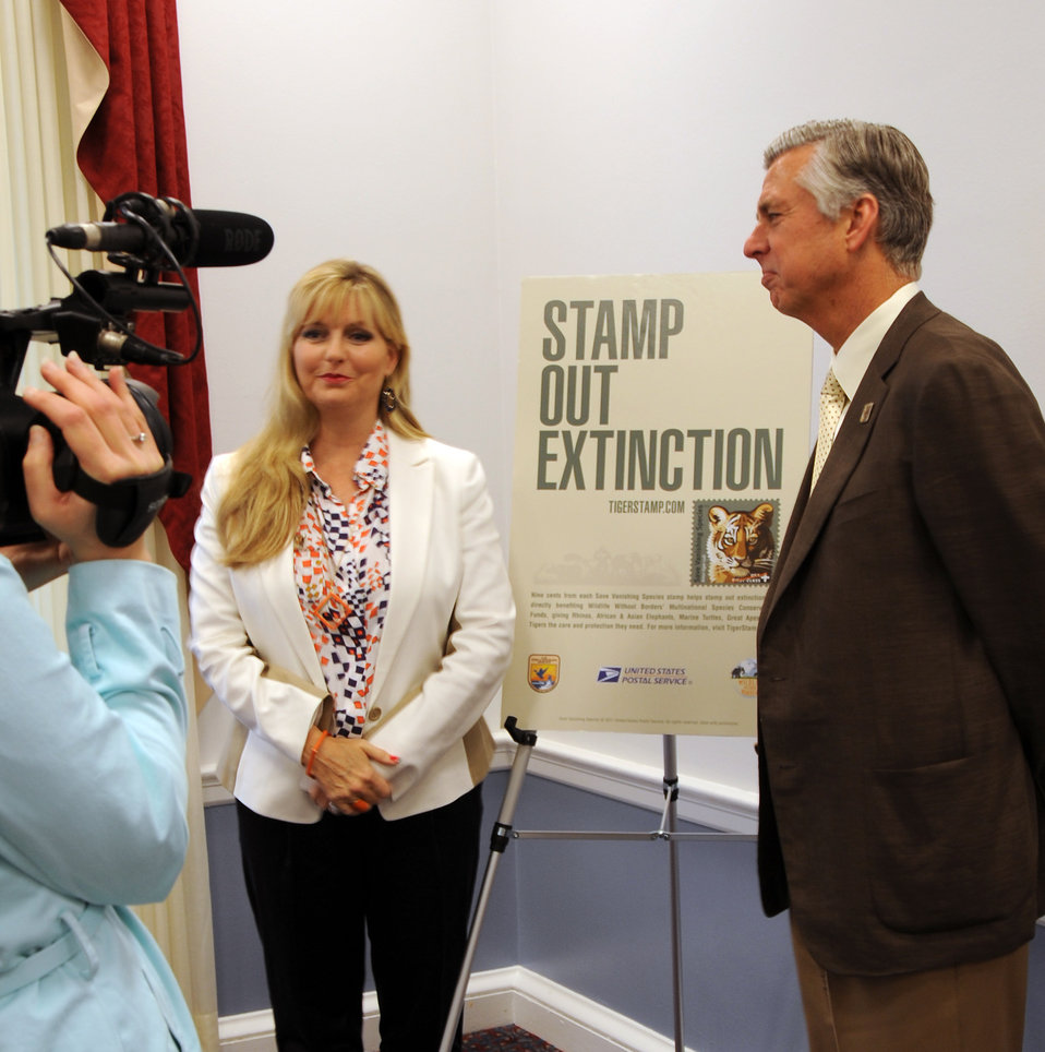 Save Vanishing Species on Capitol Hill