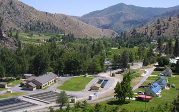 Entiat National Fish Hatchery