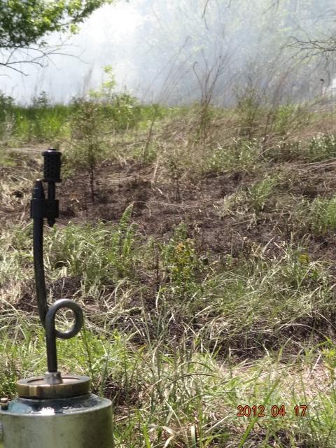 Fire Management in the Tall-grass Prairie