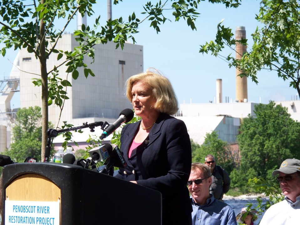 U.S. Congresswoman Chellie Pingree