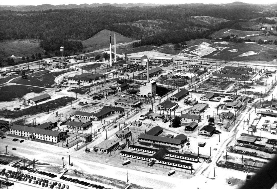 ORNL 1947 Oak Ridge