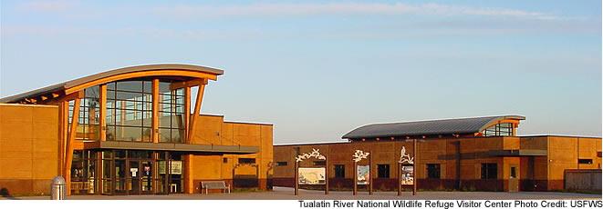 Visitor center - Tualatin River NWR