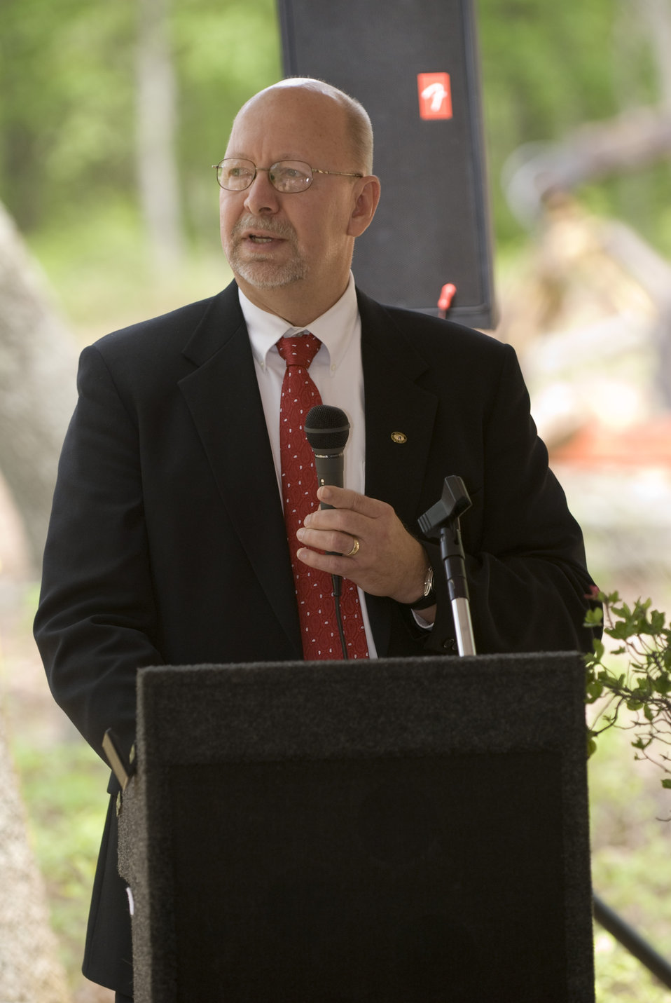 Ken Grannemann, representing the National Wildlife Refuge System