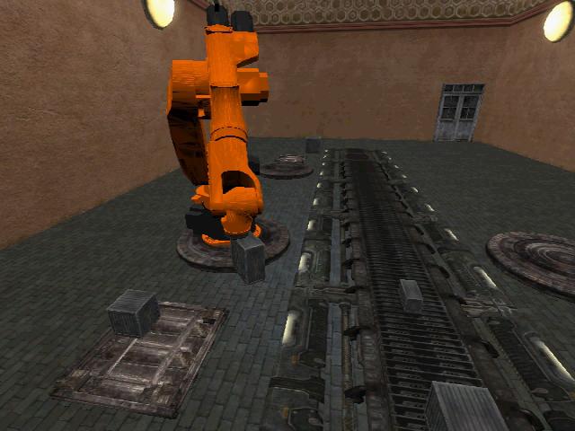Manufacturing; Robot