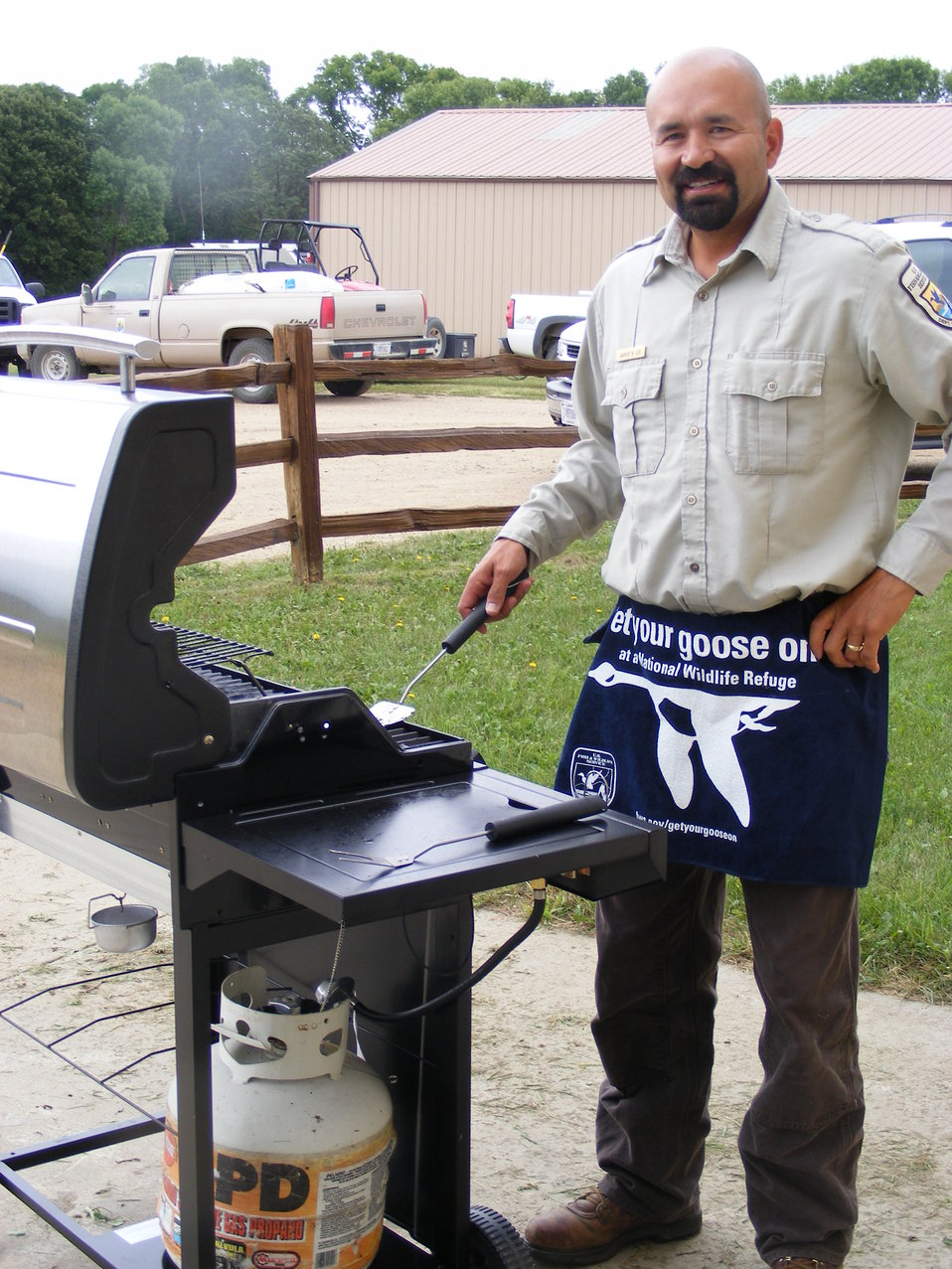 Grill Master - Get Your Goose On! Style