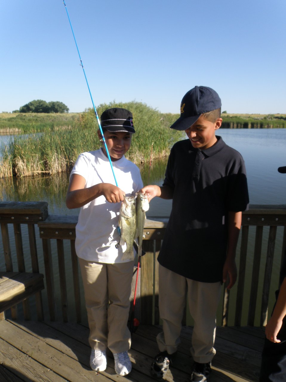 Fishing Frenzy Event at the Rocky Mountain Arsenal