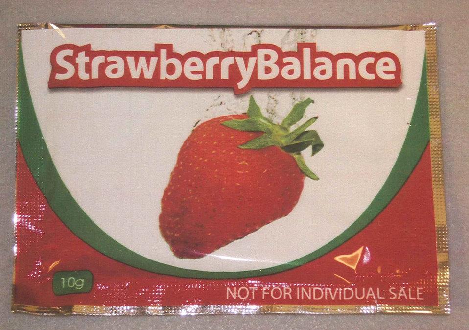 Strawberry Balance