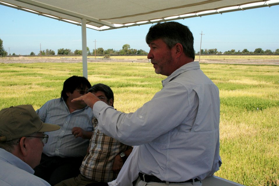 FDA's Rice Tour: Looking for Insights on Arsenic (0755)
