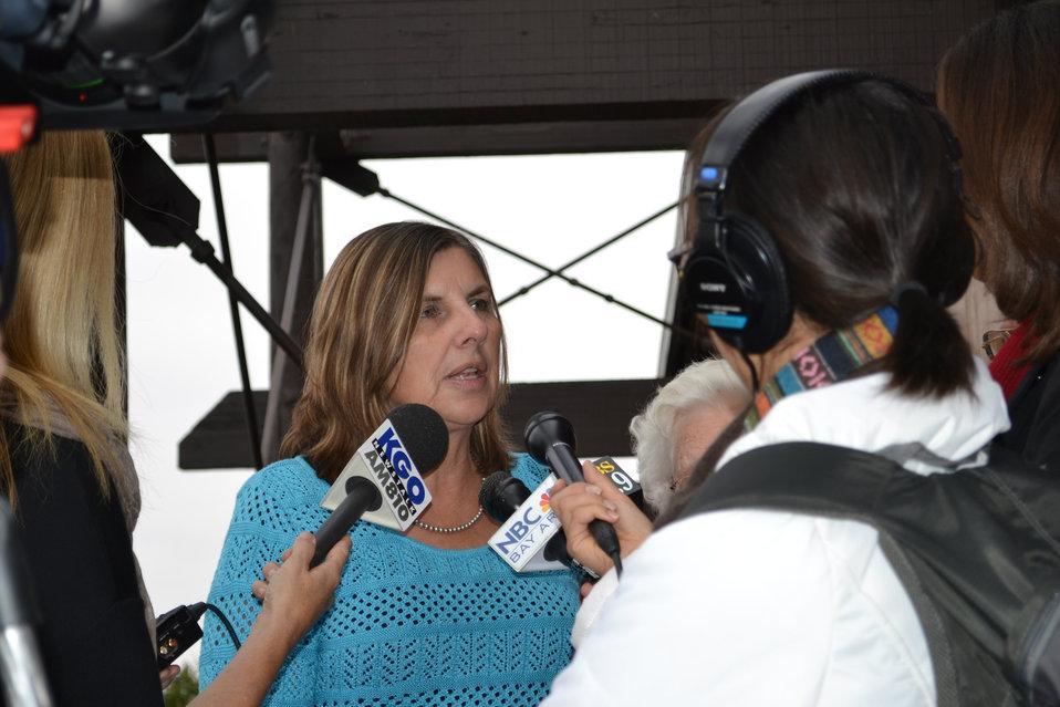 Cay Goude & media TMRP,11-14-13
