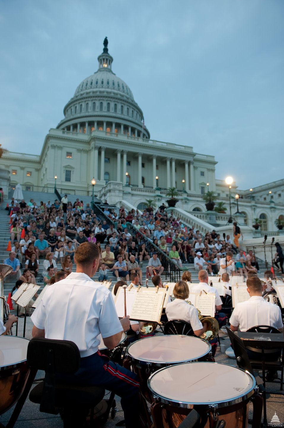 Military Band Concerts at the U.S. Capitol