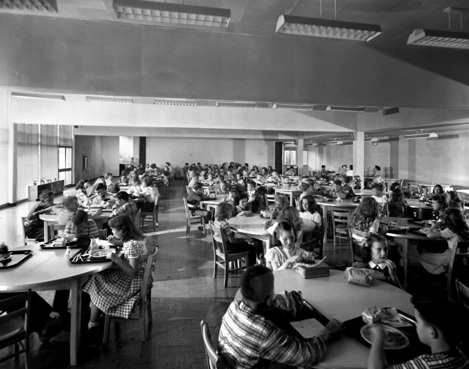Willow Brook School Oak Ridge 1949