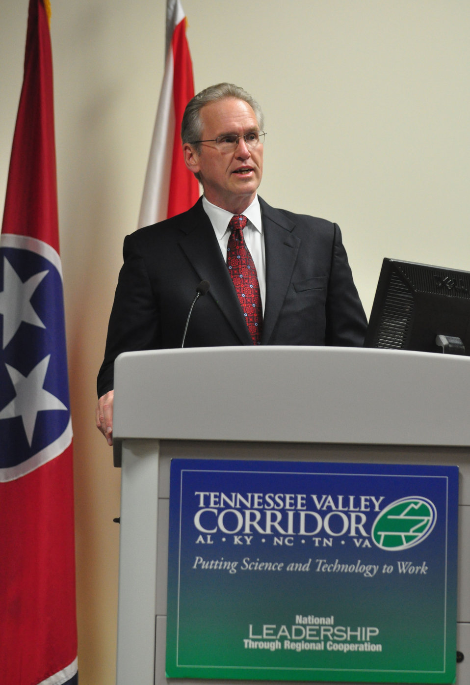 Tennessee Valley Corridor Summit Oak Ridge