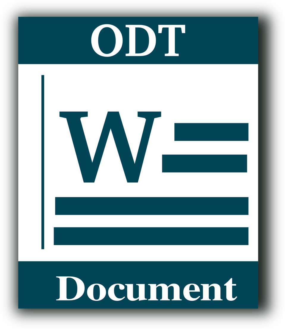 Word processor Icon