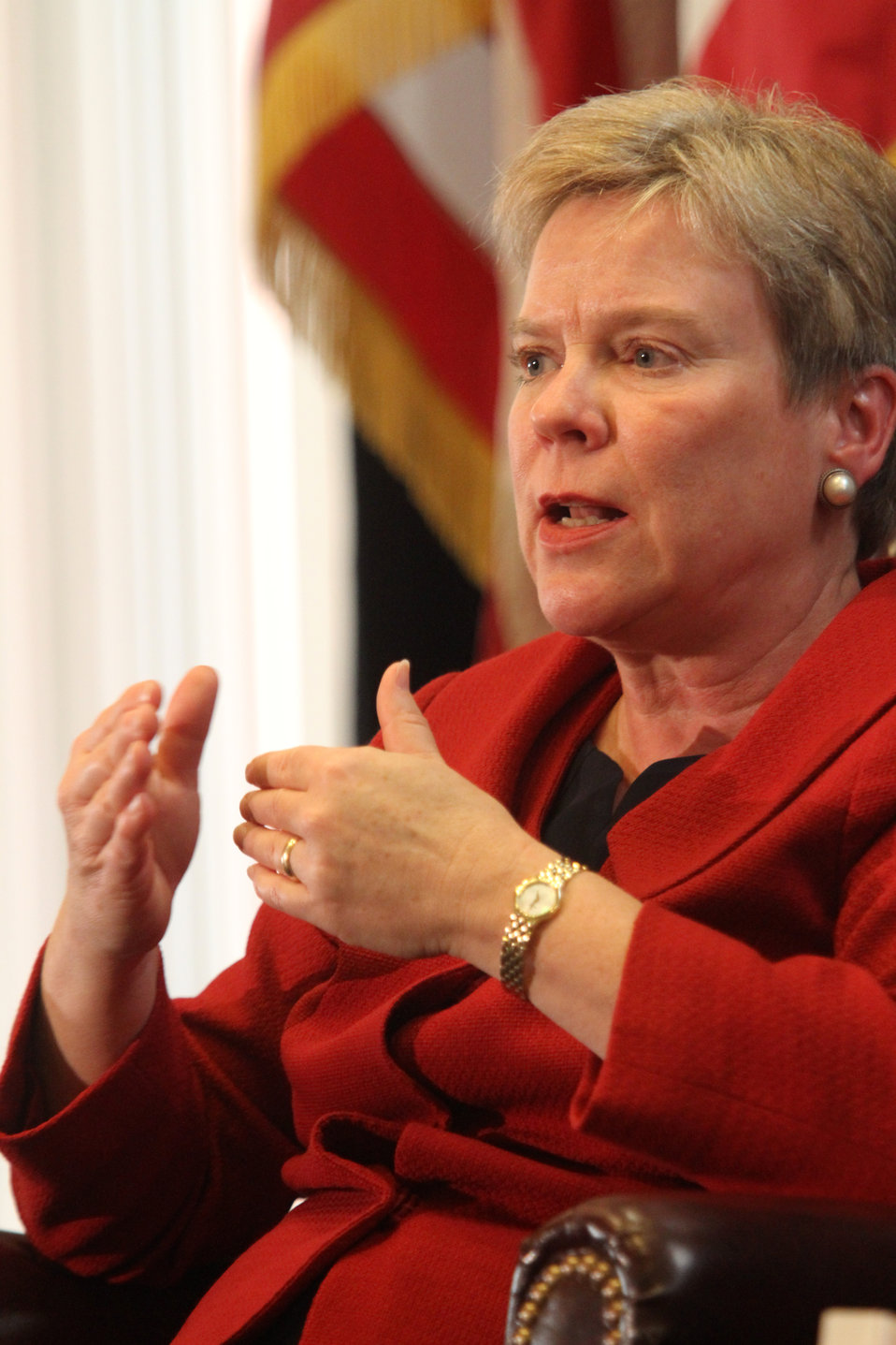 Assistant Secretary Gottemoeller Discusses Arm Control