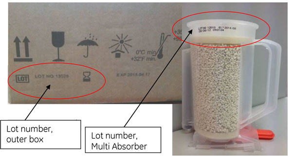 RECALLED – Multi Absorber Original