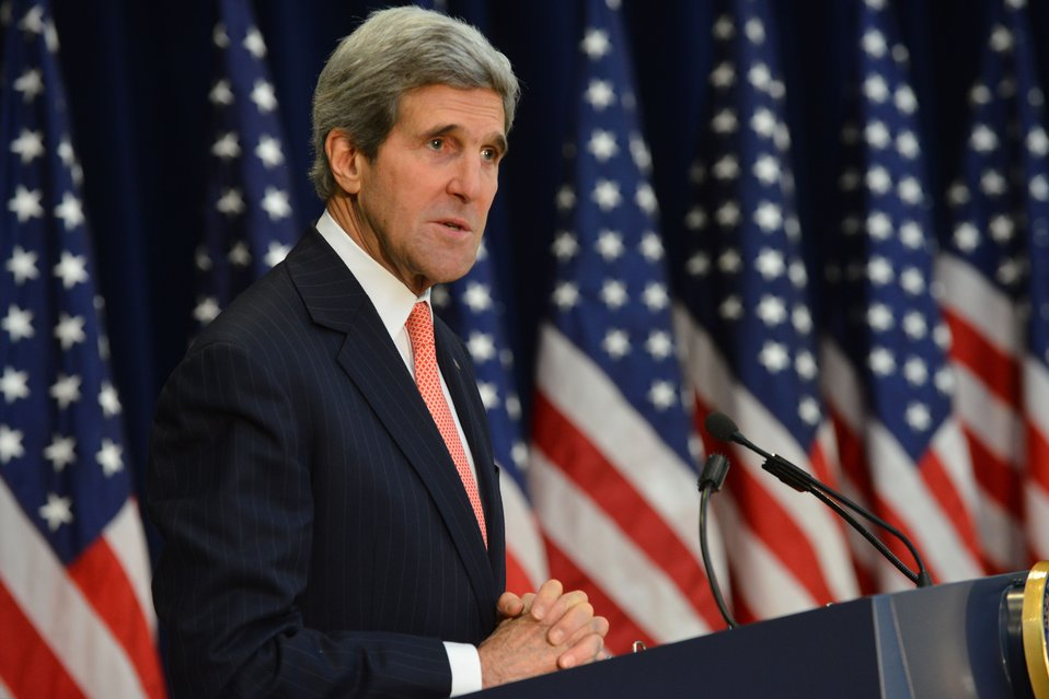 Secretary Kerry Delivers Remarks at the Annual Department of State Retirement Ceremony