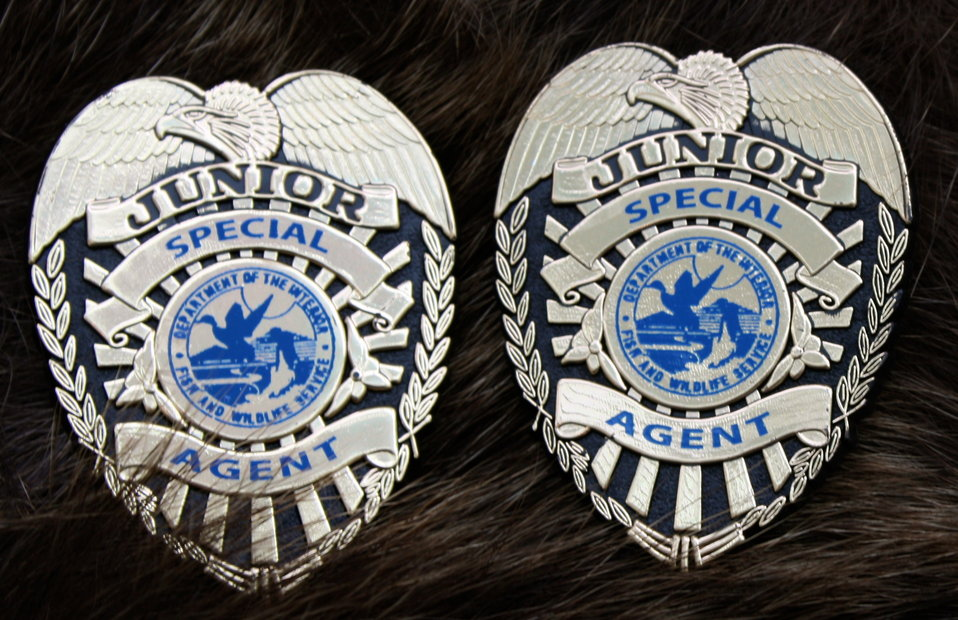 Junior Special Agent Badge