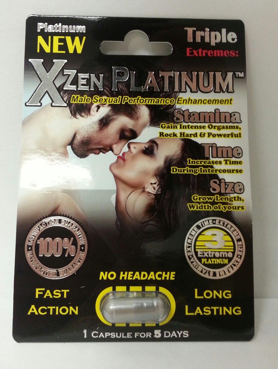 X Zen Platinum