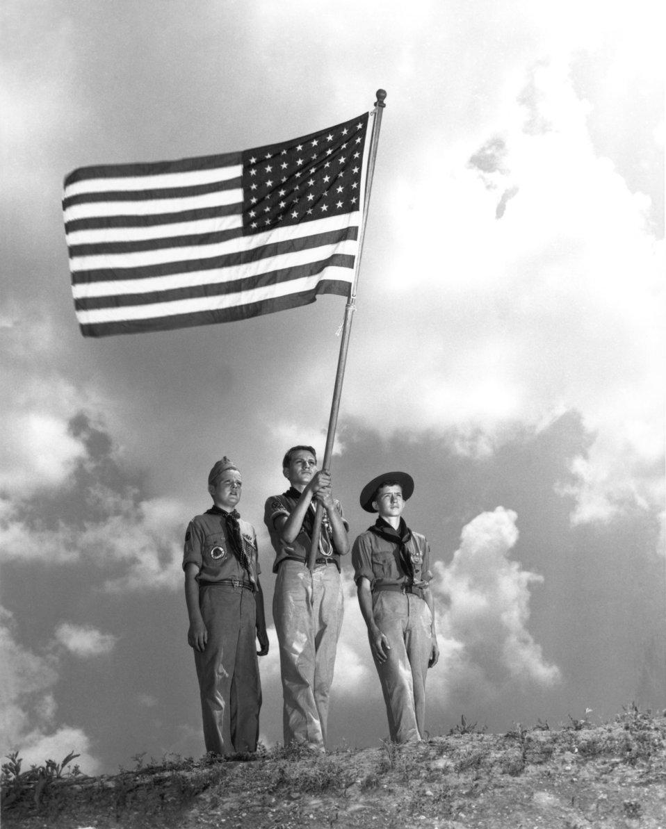Boy Scouts Oak Ridge