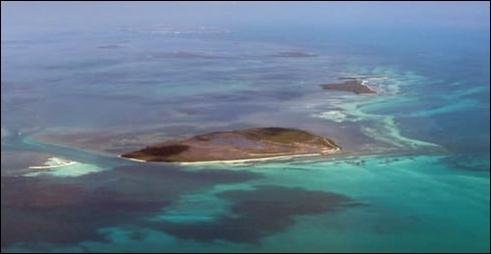 Key West NWR aerial